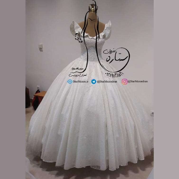 لباس عروس دست دوم