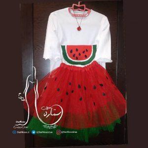 لباس هندونه ای ویژه شب یلدا